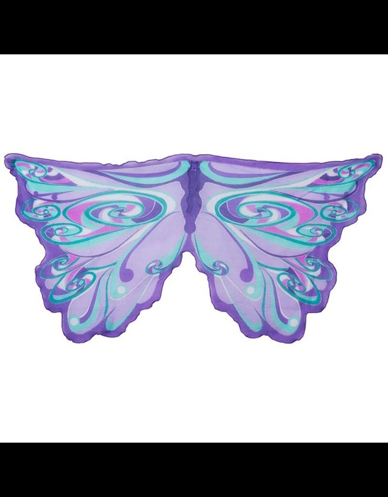 Rainbow Fairy Wings, Purple