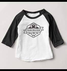 True North Vancouver Raglan T-Shirt