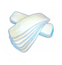 AMP Diapers AMP Diapers 2 Layer Hemp Booster