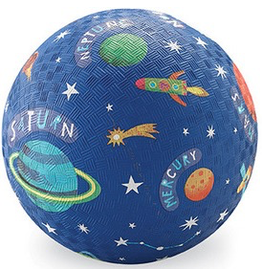 "Crocodile Creek 7"" Ball - Solar System"