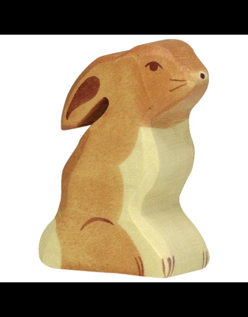 Holztiger Holztiger Hare, sitting