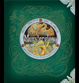 Random House The Monsterology Handbook