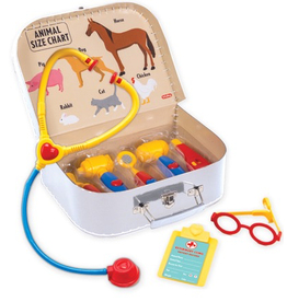Schylling Veterinarian Kit
