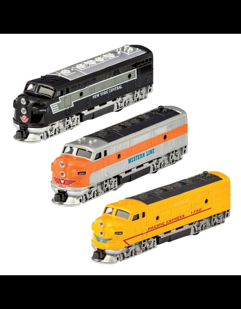 Schylling Diecast Locomotive