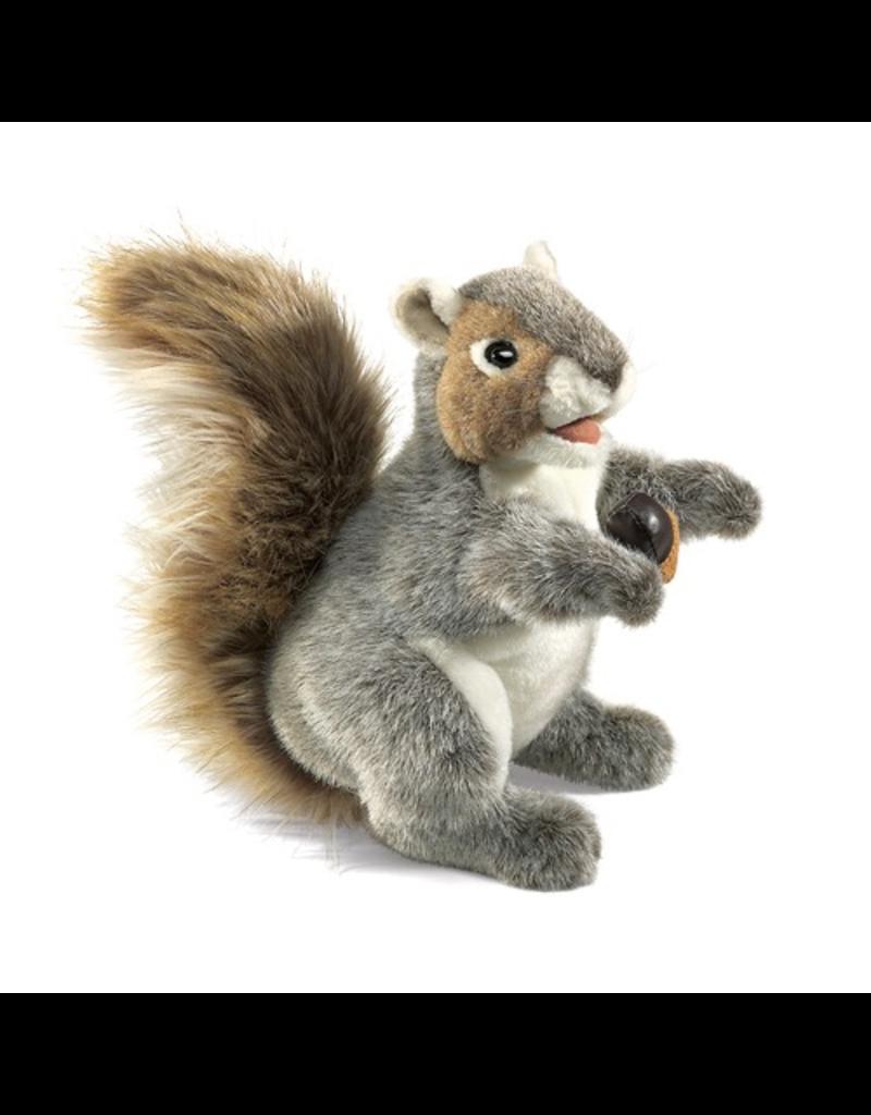 Folkmanis Grey Squirrel Puppet