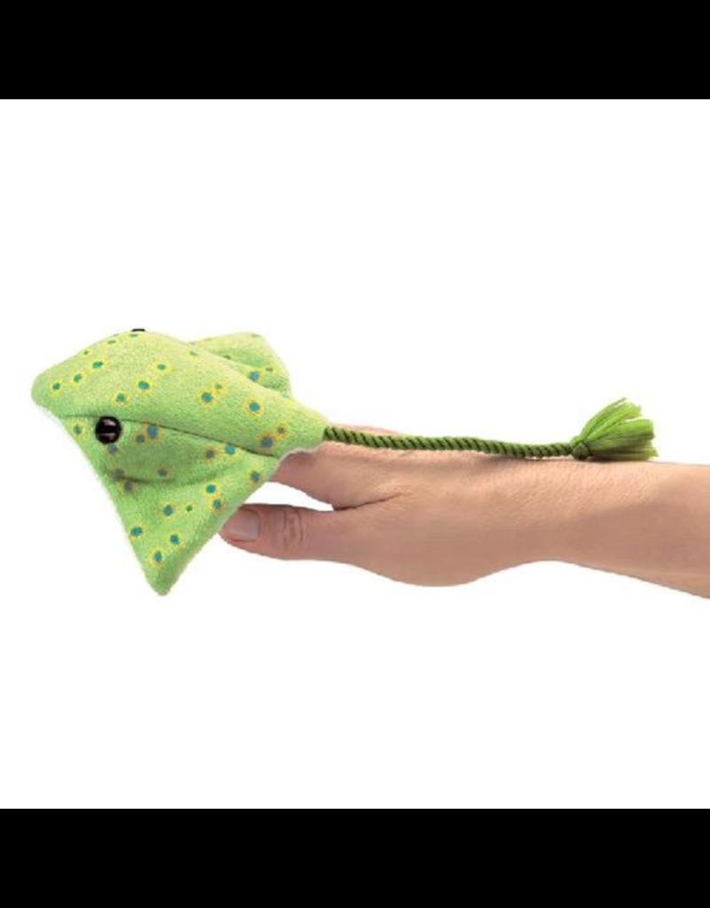 Folkmanis Finger Puppet - Mini Ray