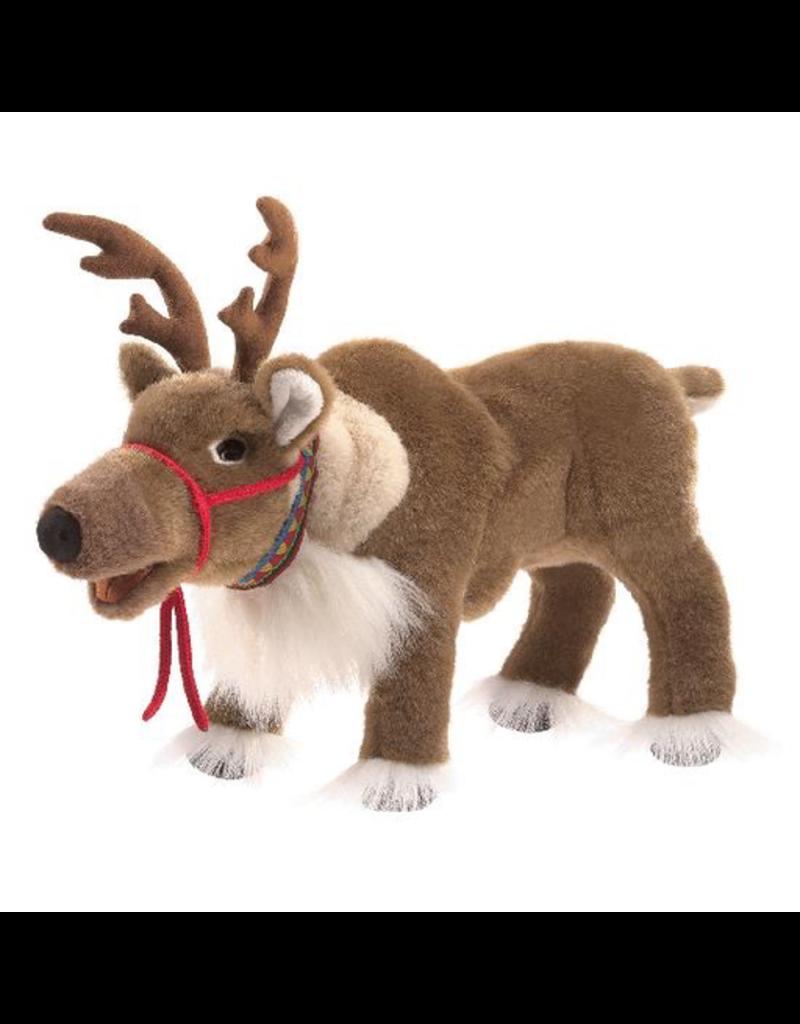 Folkmanis Reindeer Puppet