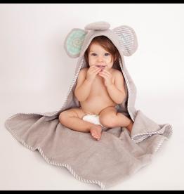 Zoocchini Zoocchini Baby Elle the Elephant Hooded Towel