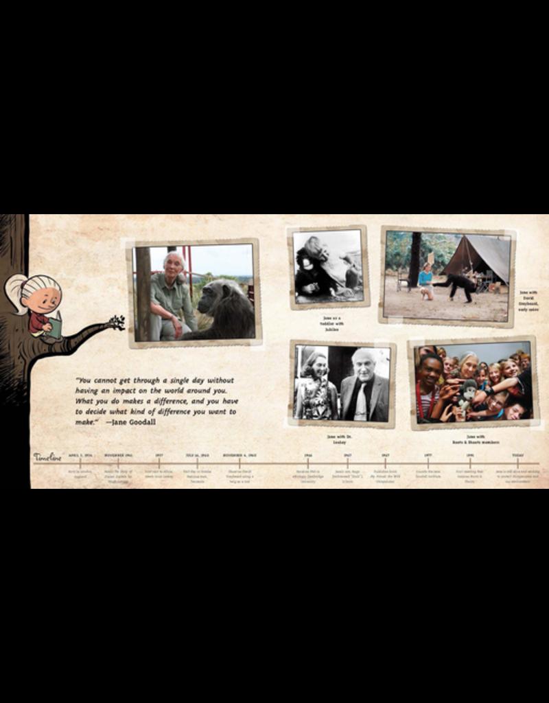 Random House I am Jane Goodall
