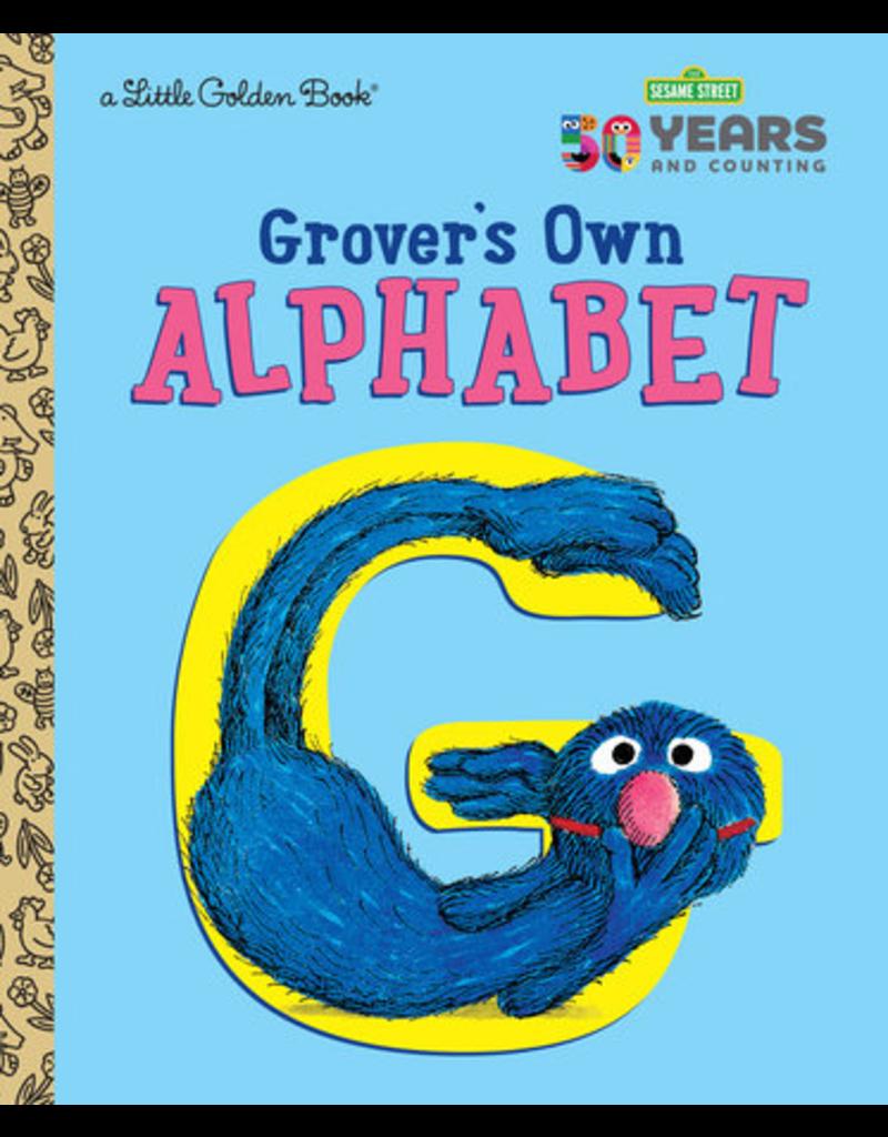 Random House Golden Books: Grover's Own Alphabet