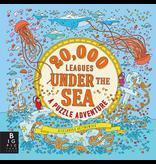 Random House 20,000 Leagues Under the Sea: A Puzzle Adventure