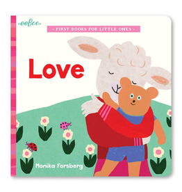 Eeboo First Books for Little Ones Love