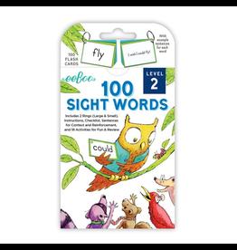 Eeboo 100 Sight Words Level 2
