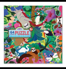 Eeboo Sloths at Play Puzzle 64pc
