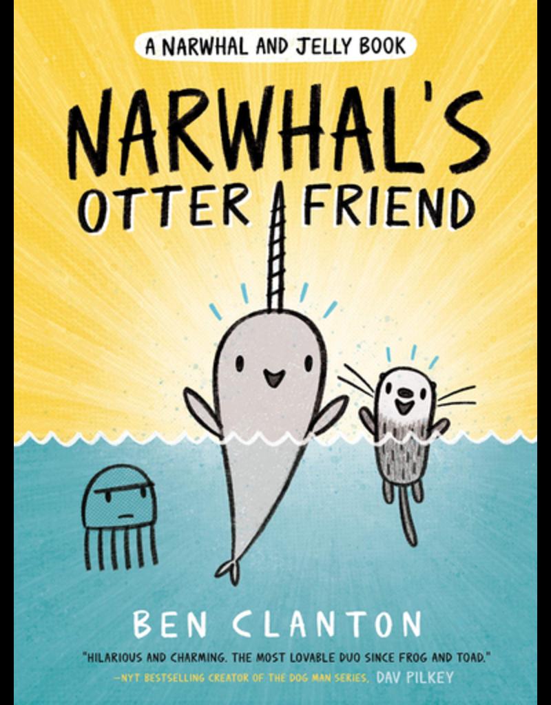 Random House Narwhal's Otter Friend