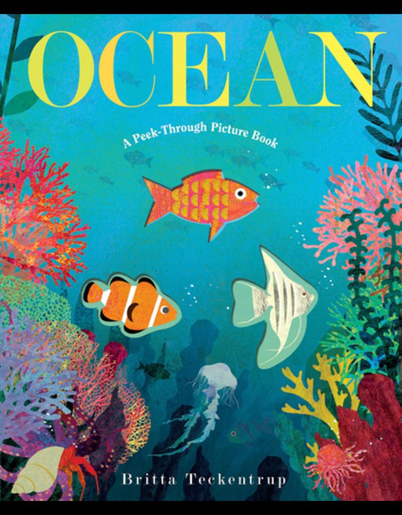 Random House Ocean: A Peek-Through Picture Book