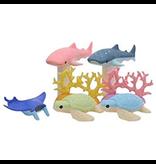 Schylling Erasers - Sea Animals