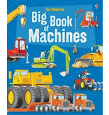 Usborne Big Book Of Machines