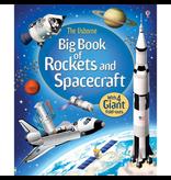Usborne Big Book Of Rockets And Spacecraft