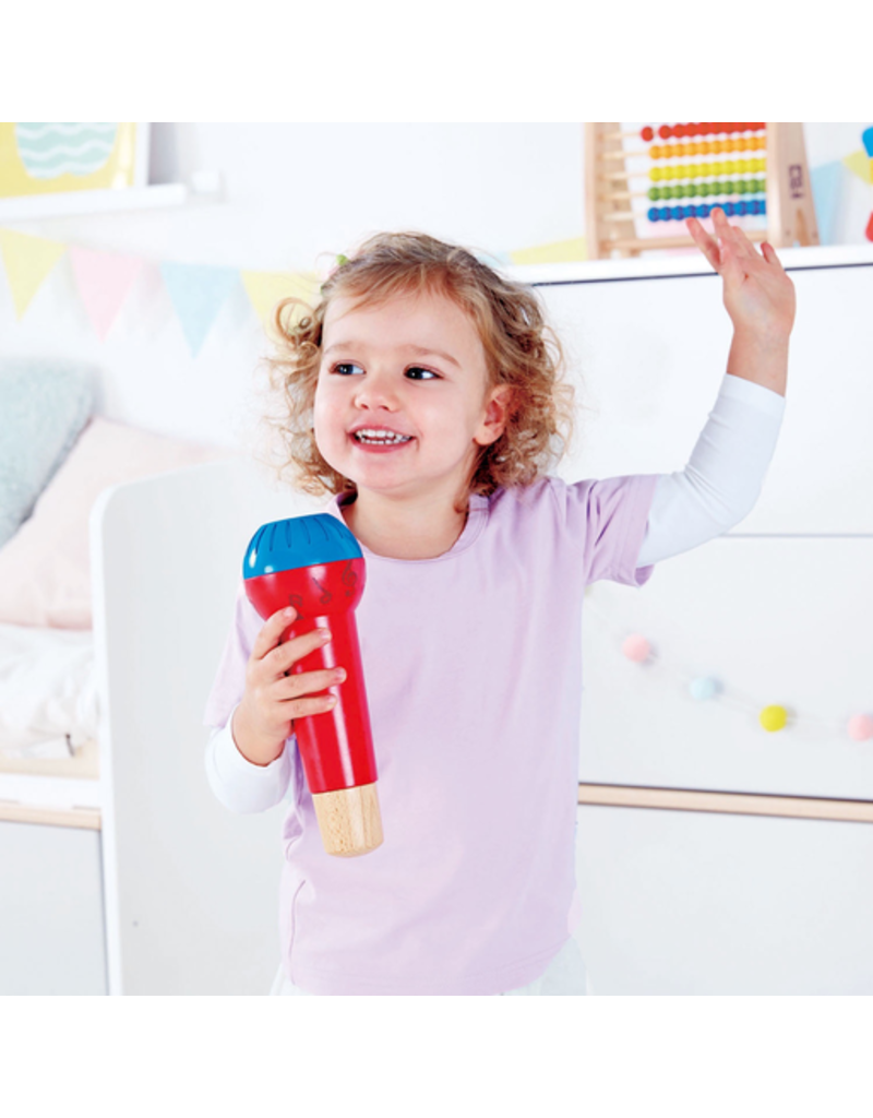 Hape Toys Mighty Echo Microphone