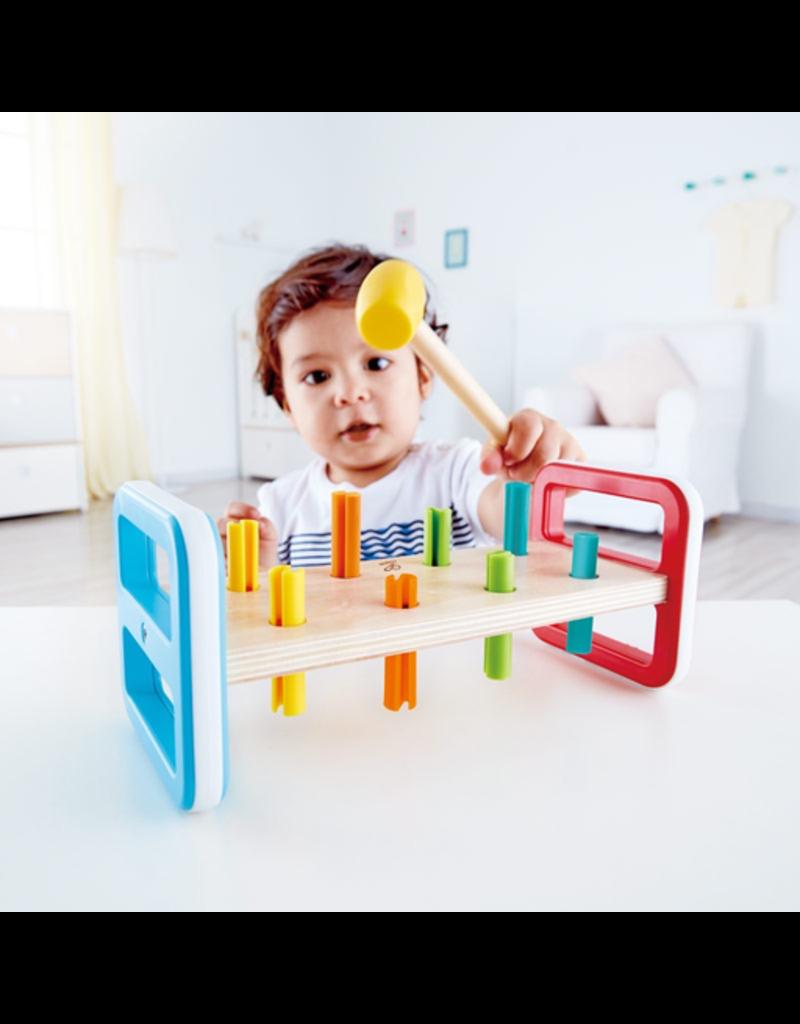 Hape Toys Rainbow Pounder