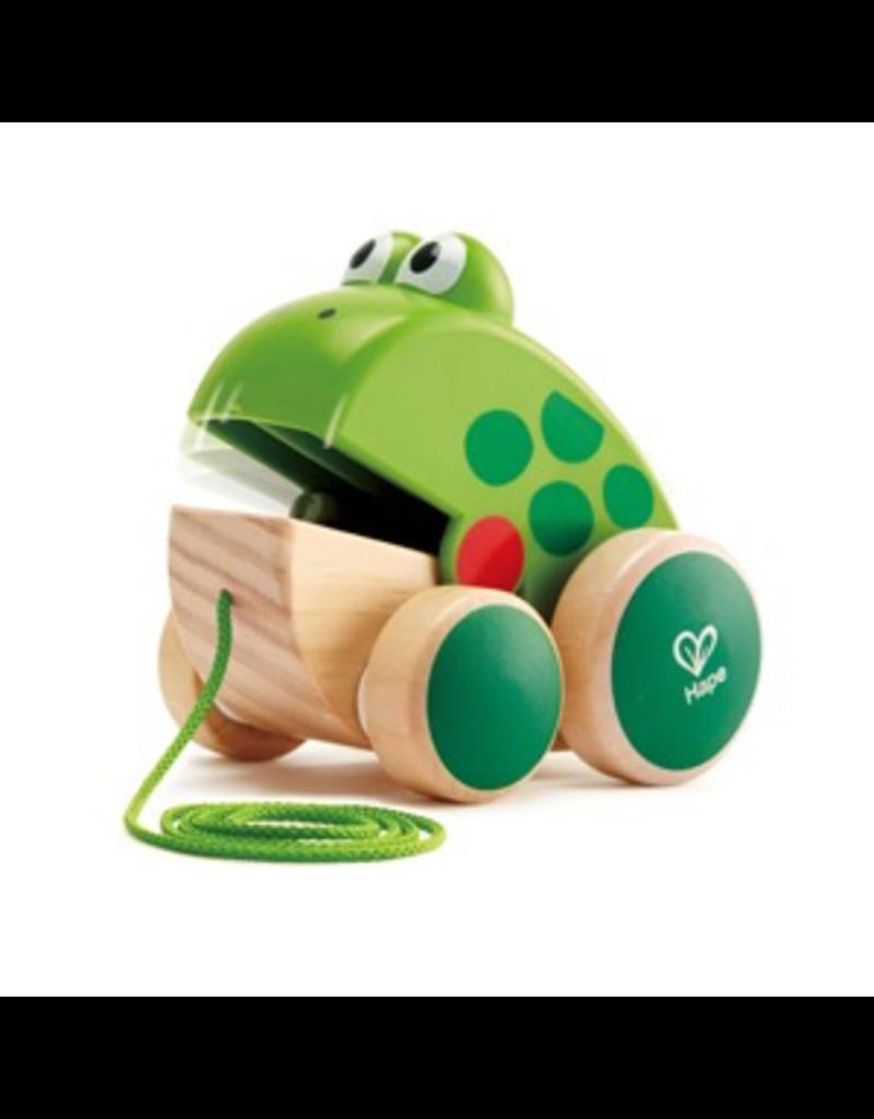 Hape Toys Frog Pull-Along