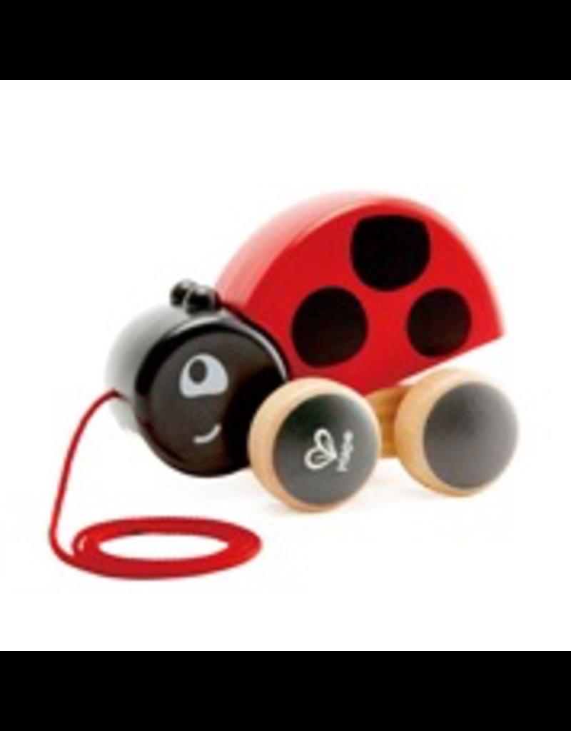 Hape Toys Ladybug Pull-Along