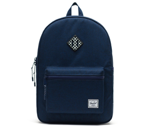 Heritage Youth Xl Blue/checkerboard