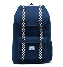 Herschel Lil America Poly Blue/Checkerboard