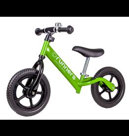 PushMee Balance Bike - Green