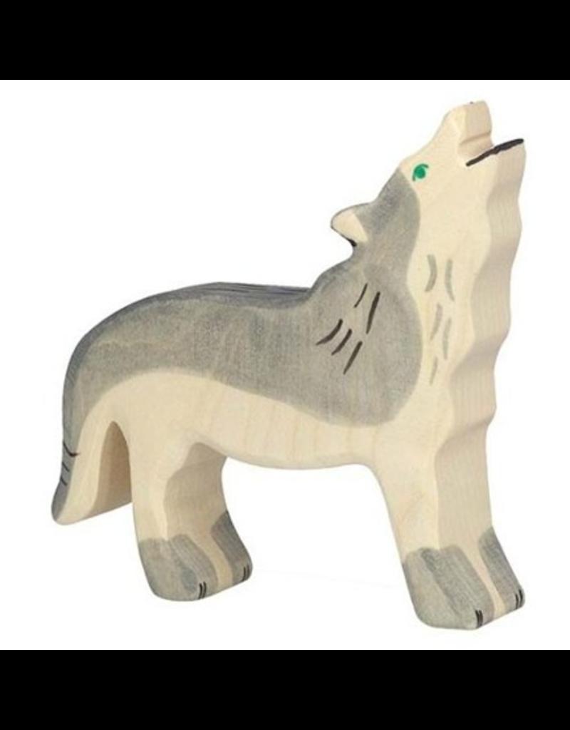 Holztiger Holztiger Wolf, howling