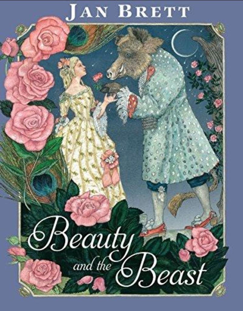 Random House Jan Brett: Beauty & the Beast
