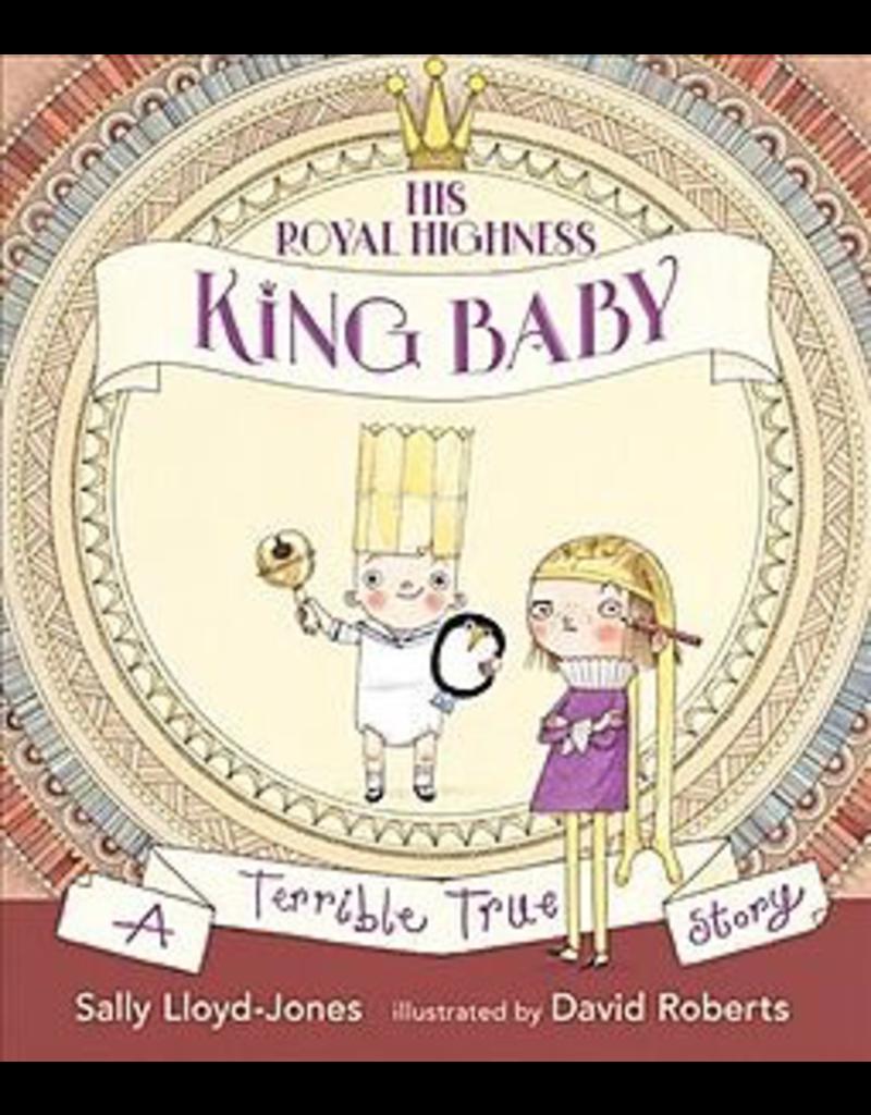 Random House His Royal Highness King Baby
