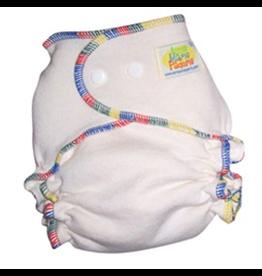 AMP Diapers Hemp Fitted Diaper Lg