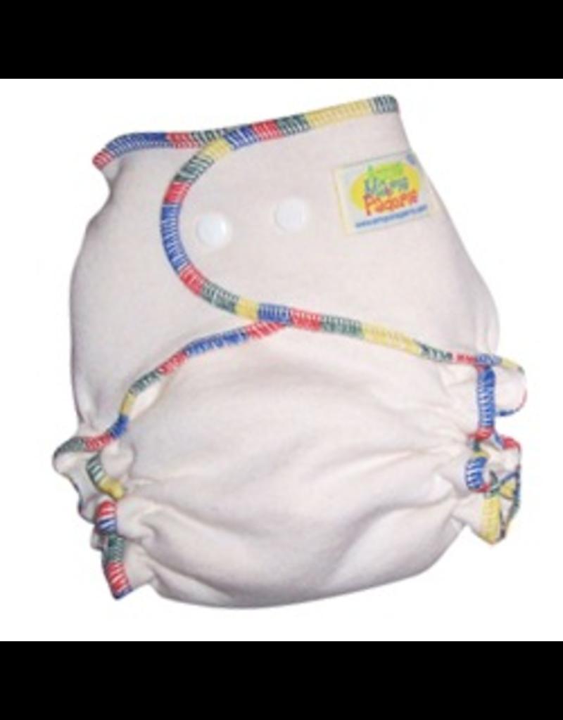 AMP Diapers Hemp Fitted Diaper Sm