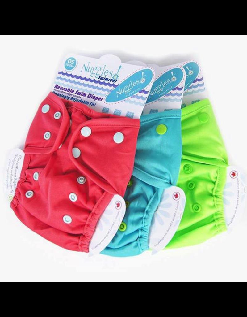 Nuggles One Size Swimsees - Reusable Swim Diaper