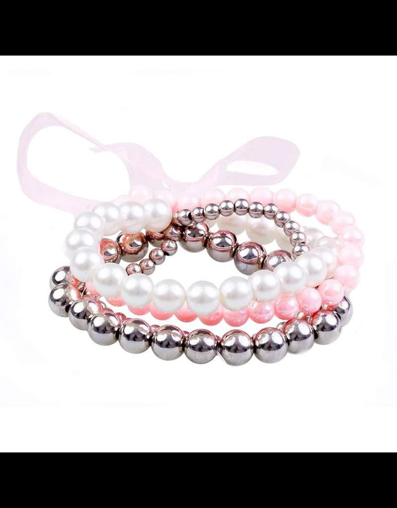 Great Pretenders Pearly Bracelets