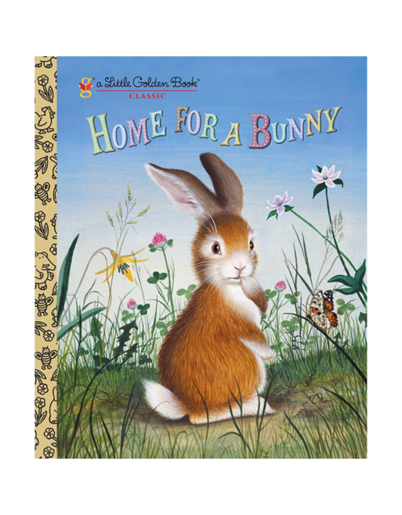 Random House Golden Books: Home for a Bunny