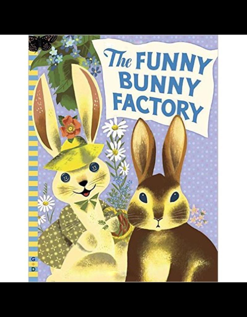Random House The Funny Bunny Factory