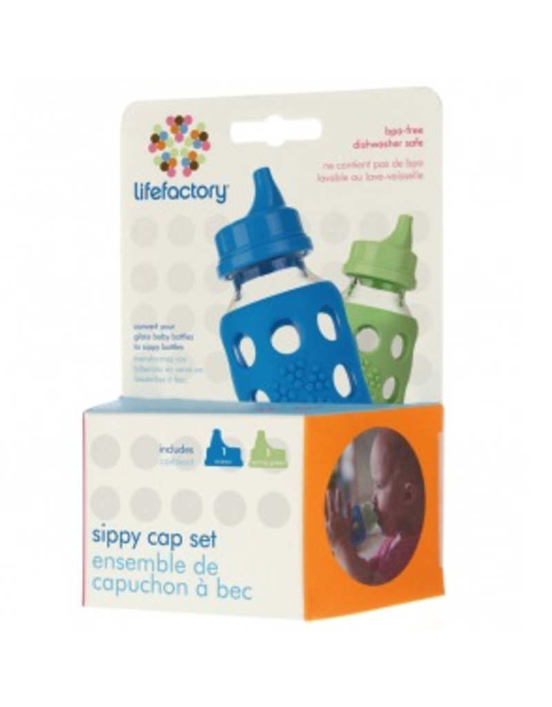 Lifefactory Lifefactory Sippy Caps