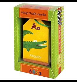 Mudpuppy Flash Cards - Animal ABCs