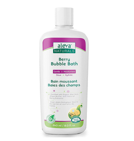 Aleva Naturals Berry Bubble Bath 240ml