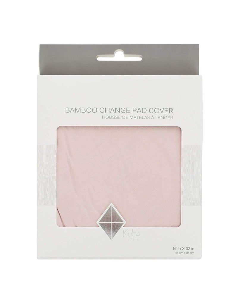 Kyte Baby Blush Change Pad Cover