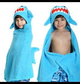 Zoocchini Zoocchini Hooded Shark Towel