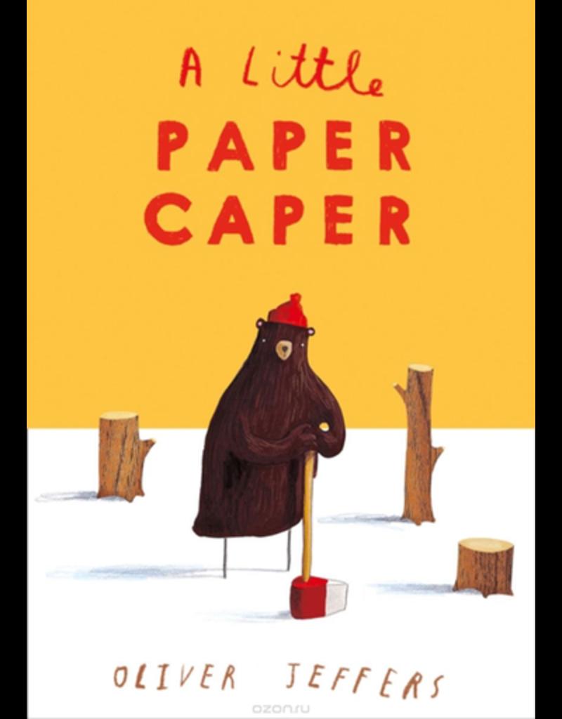 Harper Collins A Little Paper Caper Board Book