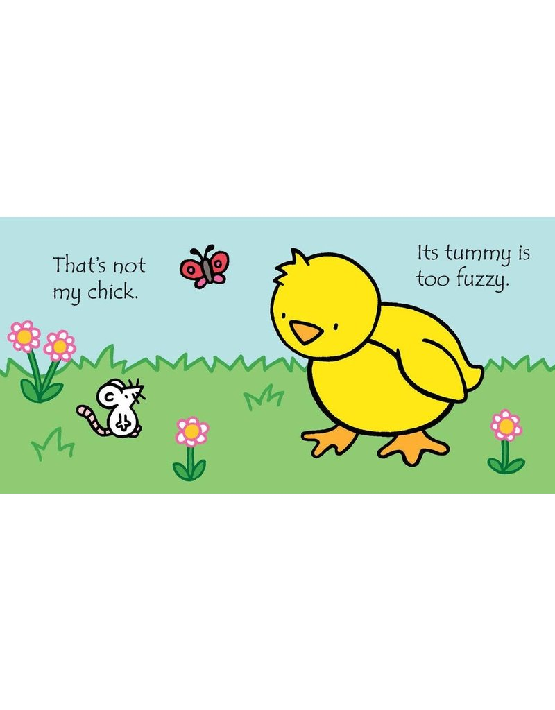 Usborne That's Not My Chick