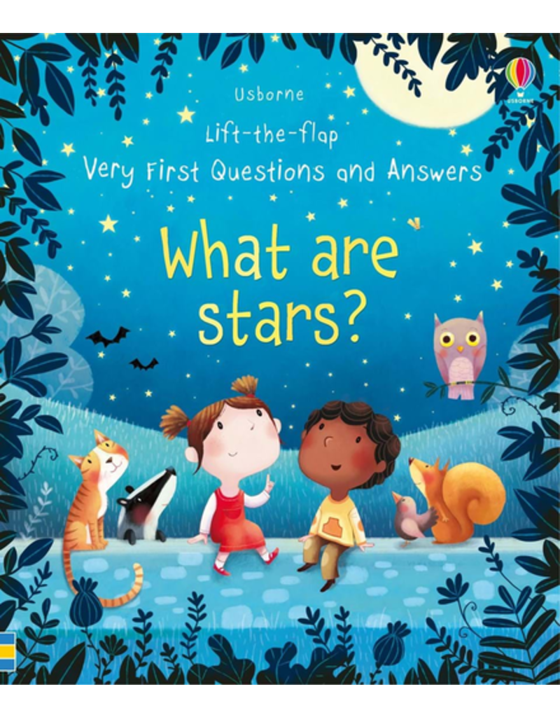 Usborne Lift-the-Flap What are Stars?