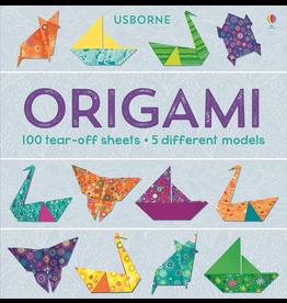 Usborne Origami: 100 tear-off sheets
