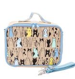 So Young Curious Cats Lunch Box