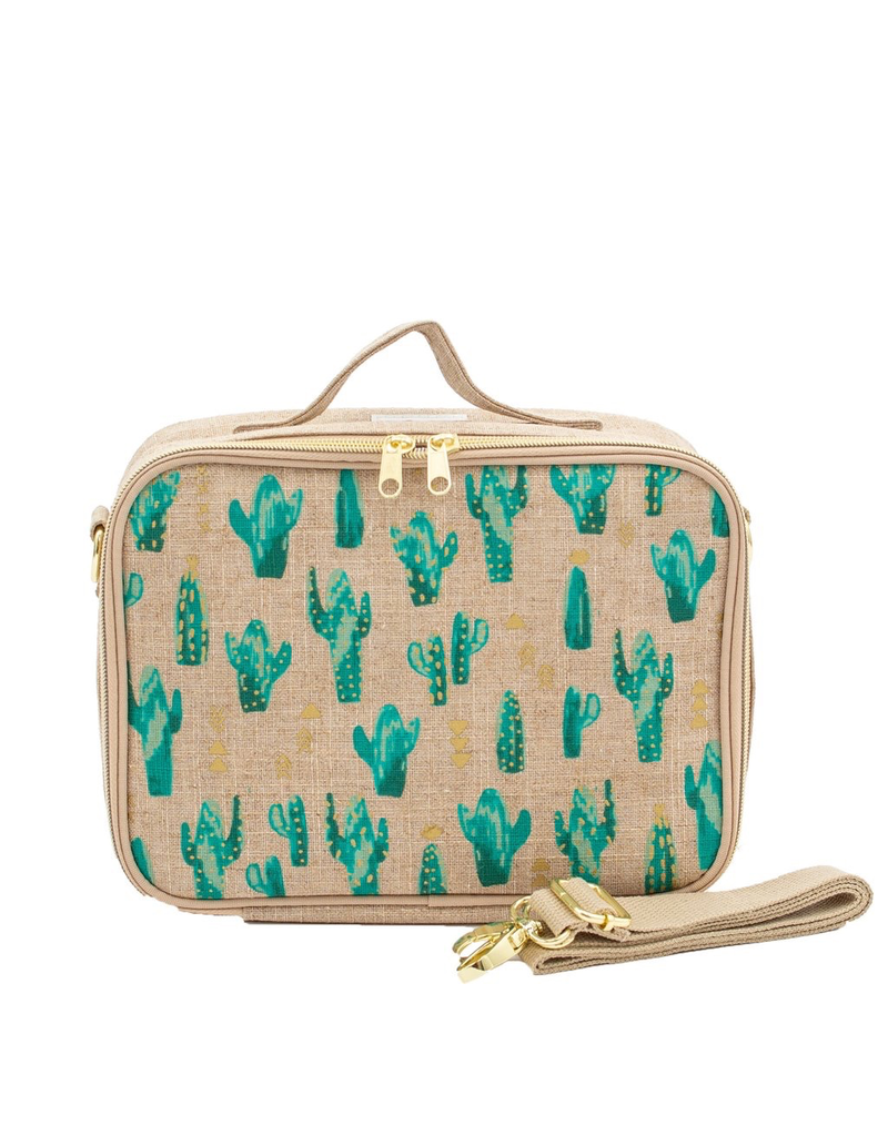 So Young Cacti Desert Lunch Box